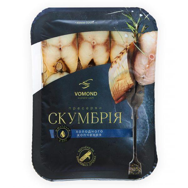 скумбрія холодного копчення cold smoked mackerel скумбрия холодного копчения