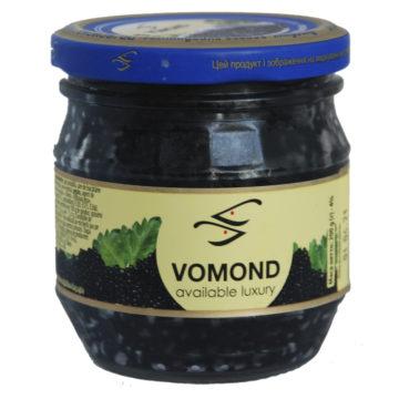 black granular caviar imitated 200 g