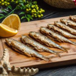 Риба холодного та гарячого копчення
